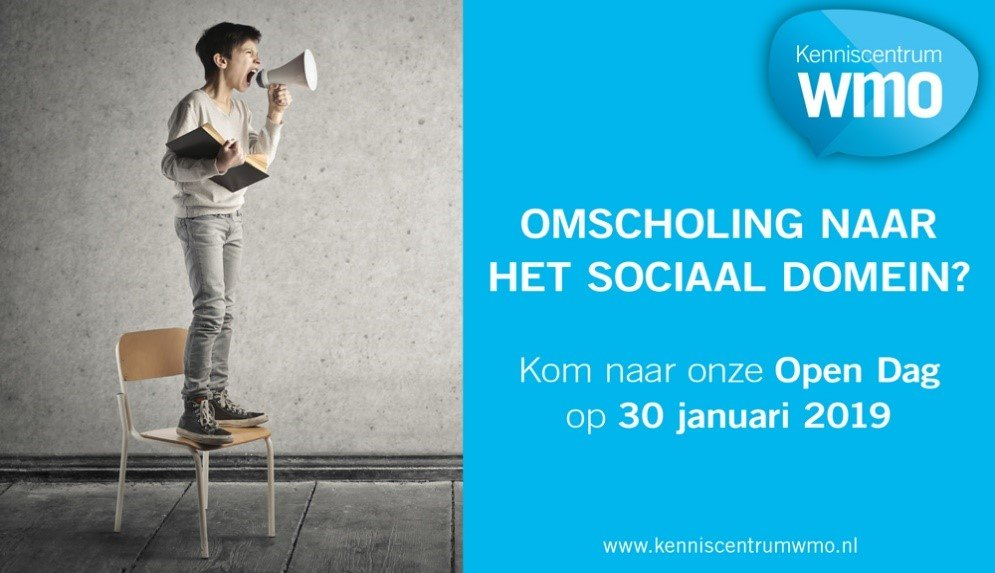Opendag Kenniscentrum WMO in Meppel - 30 januari 2019