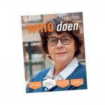 Magazine Wmo Doen: het vakblad voor Wmo Consulenten!